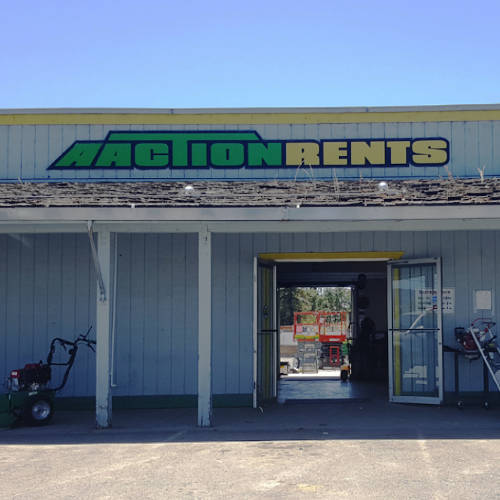 Rent Equipment Tools Sonoma County Aaction Rents