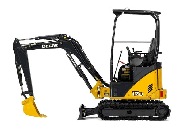 Where to find 1.7 TON EXCAVATOR W BLADE in Windsor