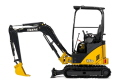 Where to rent 1.7 TON EXCAVATOR W BLADE in Windsor CA