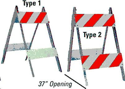 Where to find TYPE 1 BARRICADE W O FLASHER in Windsor