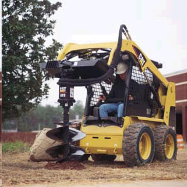 Where to find SKID STEER W AUGER PACKAGE in Windsor