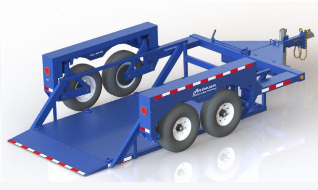 Where to find DUAL AXLE DROP DECK TRAILER in Windsor