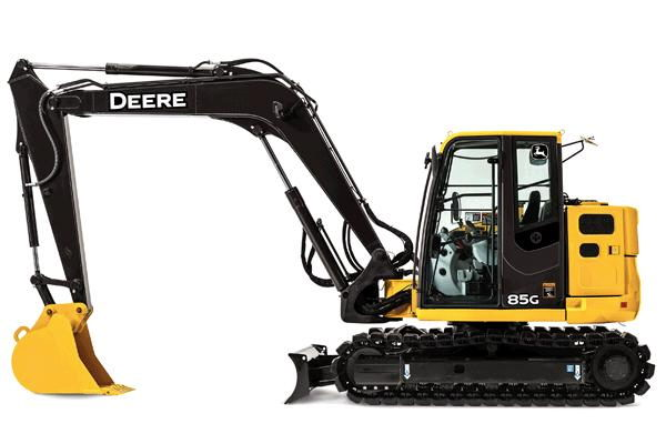 Where to find 8 TON EXCAVATOR W THUMB in Windsor