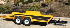 Where to find 16  DUAL AXLE TILT TRAILER in Windsor