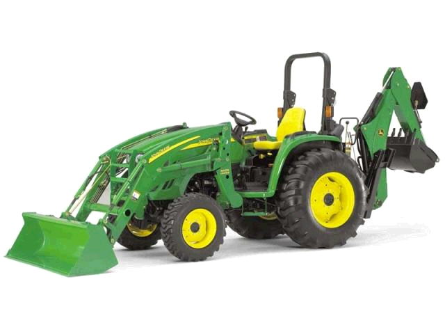 Where to find 30 HP BACKHOE TRACTOR LOADER in Windsor