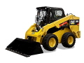 Where to rent SKID STEER LOADER - HIGH FLOW in Windsor CA