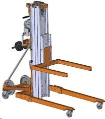 16 FOOT BEAM LIFT HAND CRANK Rentals Windsor CA, Where to Rent 16
