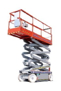 Where to rent 26  WIDE SCISSOR LIFT in Windsor CA
