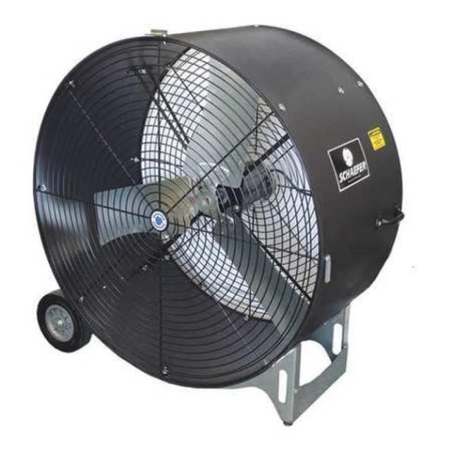 Where to find 36  PORTABLE DRUM FAN in Windsor