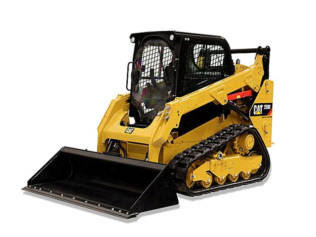Where to find MULTI TERRAIN LOADER CAT 259D in Windsor