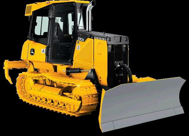 Where to find CRAWLER DOZER JD550 in Windsor
