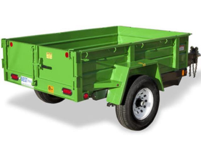 Where to find 5 X 8 SINGLE AXLE DUMP TRAILER in Windsor