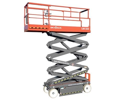 Where to find 26  NARROW SCISSOR LIFT in Windsor