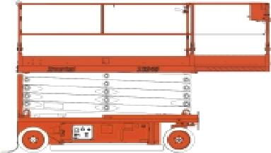 Where to find 32 H X 46 W SCISSOR LIFT ELECT in Windsor