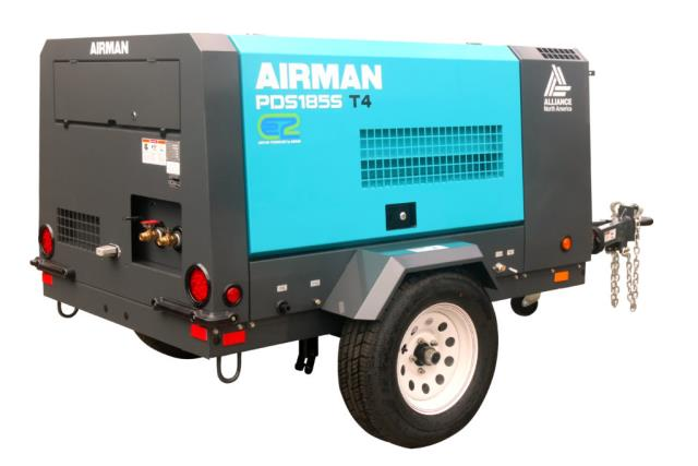 Where to find 185 CFM AIR COMPRESSOR DIESEL in Windsor