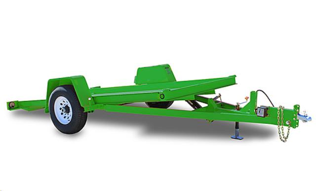 Where to find 6X12 SINGLE AXLE TILT TRAILER in Windsor
