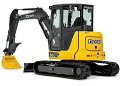 Where to rent EXCAVATOR 5.8 TON w THUMB in Windsor CA