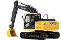 Where to rent EXCAVATOR 12 TON THUMB JD 120 in Windsor CA
