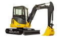Where to rent EXCAVATOR 3.5 TON MINI w THUMB in Windsor CA