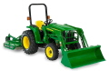 Where to rent 30 HP TRACTOR 4X4 W LOADER in Windsor CA