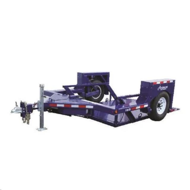 Where to find SINGLE AXLE DROP DECK TRAILER in Windsor