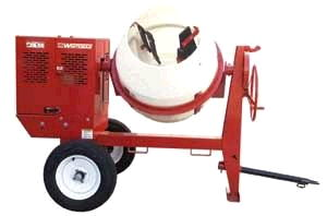 Where to find 9 CF GAS CONCRETE MIXER in Windsor